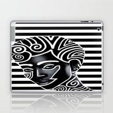 BLACK QUEEN  Laptop & iPad Skin
