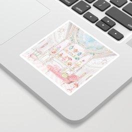 French Patisserie  Sticker