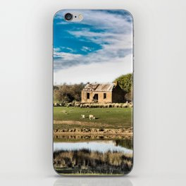 Myrtle Creek Cottage Ruin iPhone Skin