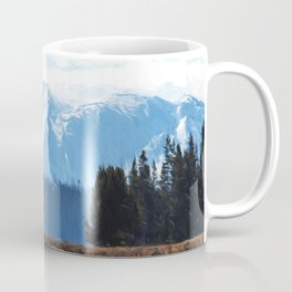 Mount Sheridan Coffee Mug