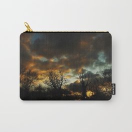 Moody Sunset Carry-All Pouch