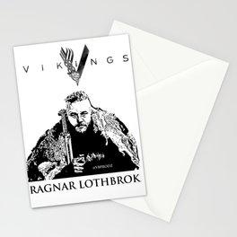Vinkings - Ragnar Lothbrok Stationery Cards