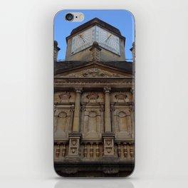 Sundial at Gonville & Caius College, Cambridge (UK) iPhone Skin
