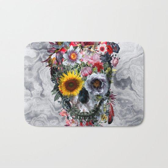 Voodoo Skull Bath Mat