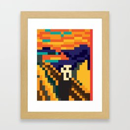 pixescream Framed Art Print
