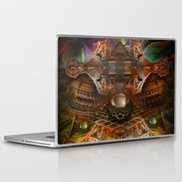 oz Laptop & iPad Skins featuring Oz by Robin Curtiss