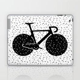 Track Bike Laptop & iPad Skin