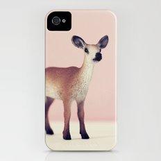 Oh Deer Slim Case iPhone (4, 4s)
