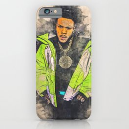 Dababy rapper iPhone Case
