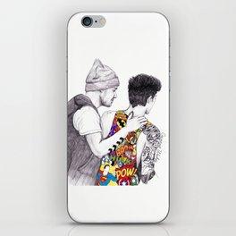 Ziam Love iPhone Skin