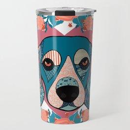 Sweet Beagle Travel Mug