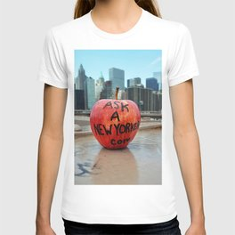 Ask a New Yorker T-shirt
