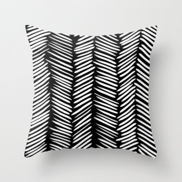 Simone III Throw Pillow