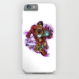 Ghostface Killah aka Tony Starks iPhone Case