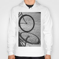bicycle Hoodies featuring bicycle by habish