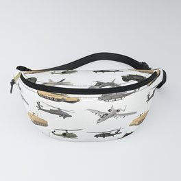 American Military Pattern Fanny Pack