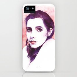 Polly Jean Harvey iPhone Case