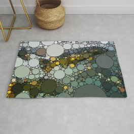 Trout Dots Rug