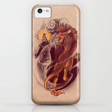Valley of the Fallen Star iPhone 5c Slim Case