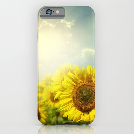 Another Day Begins iPhone & iPod Case