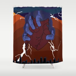 Storm Front (Dresden Files) Shower Curtain