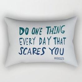 Eleanor Roosevelt Rectangular Pillow