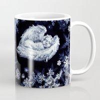 holiday Mugs featuring Holiday by Ivanushka Tzepesh