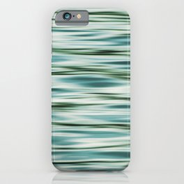 Ocean eyes iPhone Case