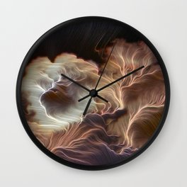 The Sleepwalker Wall Clock