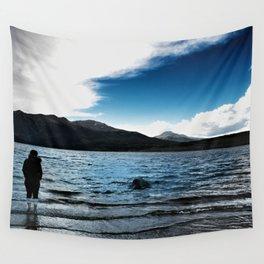 Blue Ocean Wall Tapestry