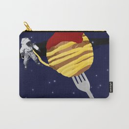 Space Spaghetti Carry-All Pouch