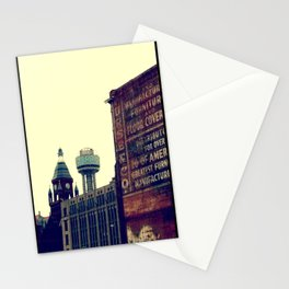DALLAS GHOSTS Stationery Cards