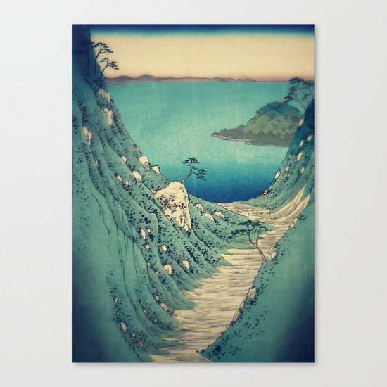 Pathway to Yuge Canvas Print