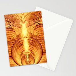 Pheonix Fire Temple Stationery Cards