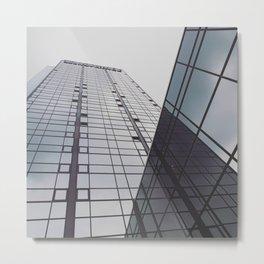 Gothia Reflections Metal Print