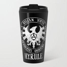 Agents of H.Y.R.U.L.E. | White print variant Travel Mug