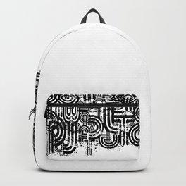Disorganized Speech #1 Backpack