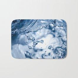 Splashing water Bath Mat