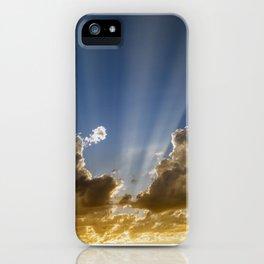 Beautiful Clouds / 1 iPhone Case