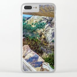 So Torrey California by Reay of Light Clear iPhone Case