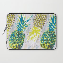 Upside Down Pineapple Samba Laptop Sleeve