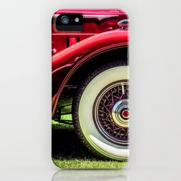 The Thirties iPhone Case