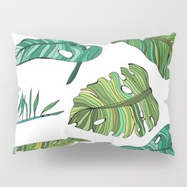 BANAN LEAVES Pillow Sham