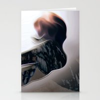 moth Stationery Cards featuring Moth by Stephen Linhart