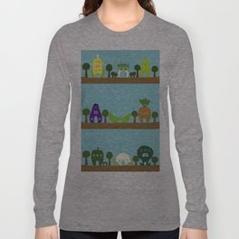 Vege House Long Sleeve T-shirt