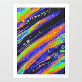 ODE TO PARADOXES Art Print