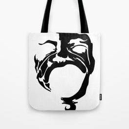 Gangsters Last Laugh Tote Bag