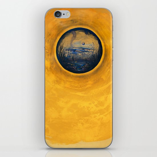 Somewhere in the Sun iPhone & iPod Skin