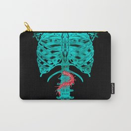 Nervous Human Xray Carry-All Pouch