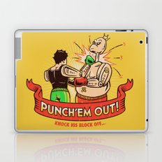 Punch'em Out Laptop & iPad Skin